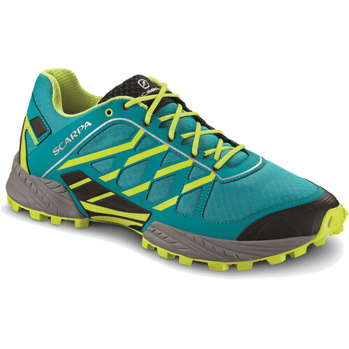 Scarpa Neutron - Chaussures running Homme - vert Meilleur Authentique rL1S1J66g